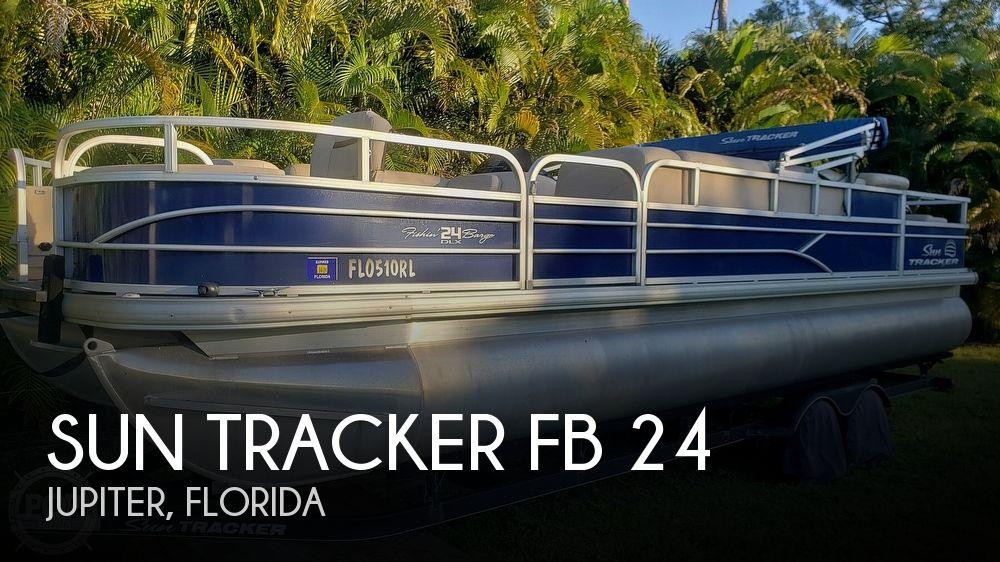 2017 Sun Tracker FB 24