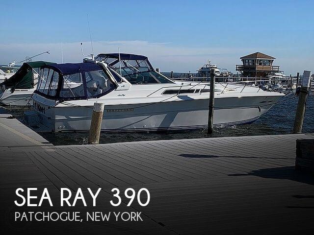 1990 Sea Ray 390 Express Cruiser