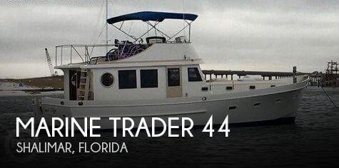 1980 Marine Trader 44