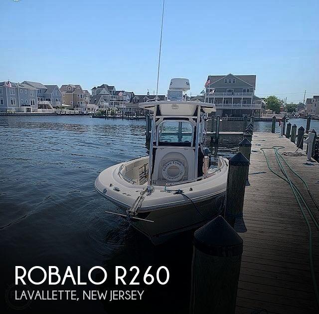 2006 Robalo R260