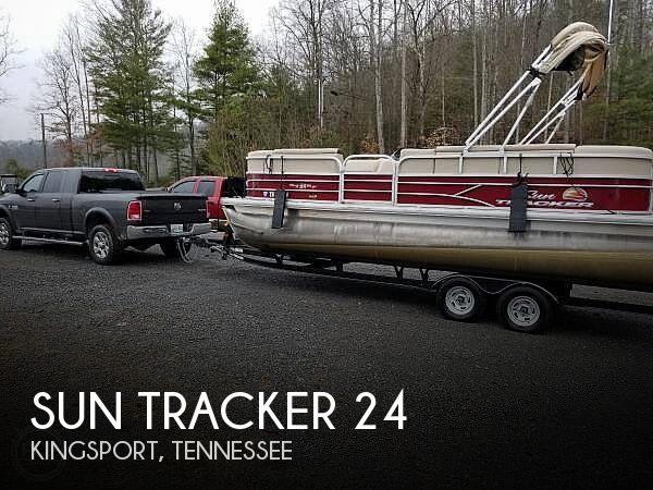 2018 Sun Tracker 24