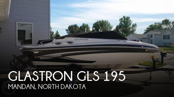 2013 Glastron GLS 195