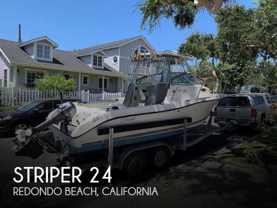 1999 Striper 2300 WA
