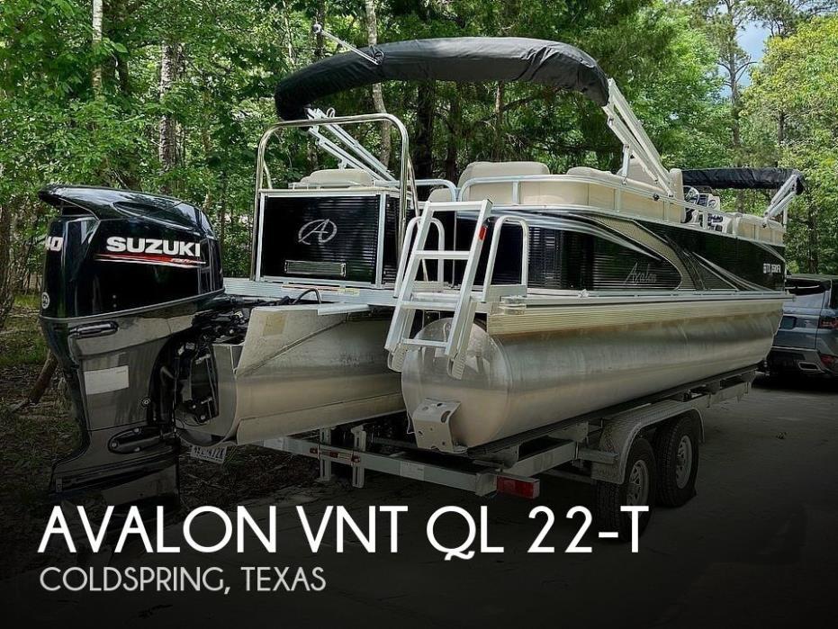 2019 Avalon Venture 2280 QL