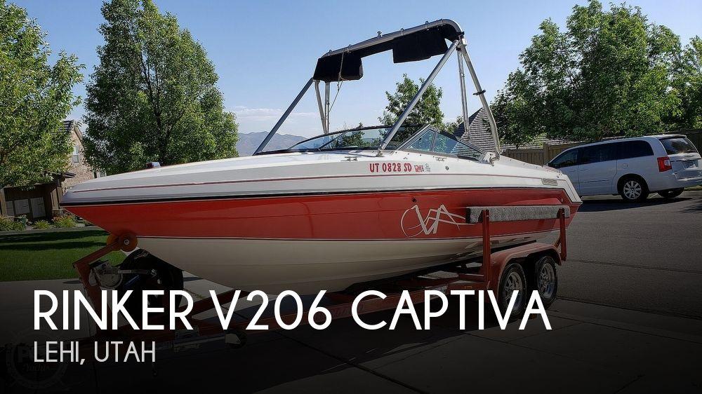 1991 Rinker V206 Captiva