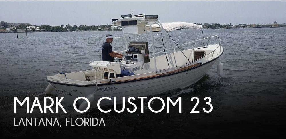 1985 Mark O Custom Boats Atlantic City Skiff