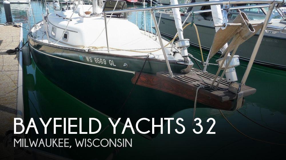 1976 Bayfield Yachts 32 Cutter