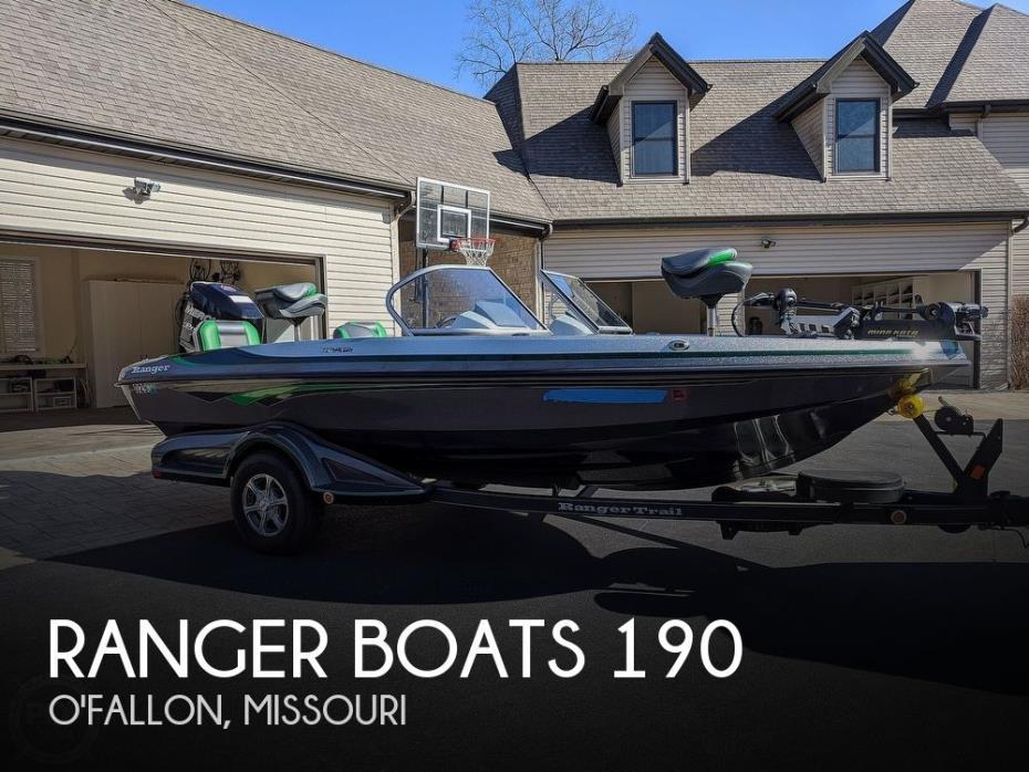 2016 Ranger Boats Reata 190LS