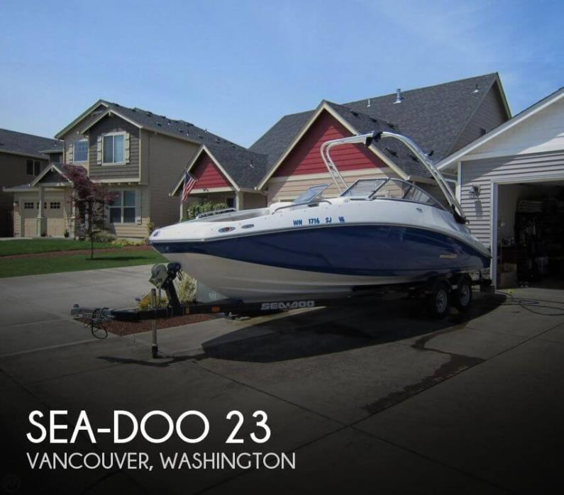 2011 Sea-Doo 230 Challenger SE