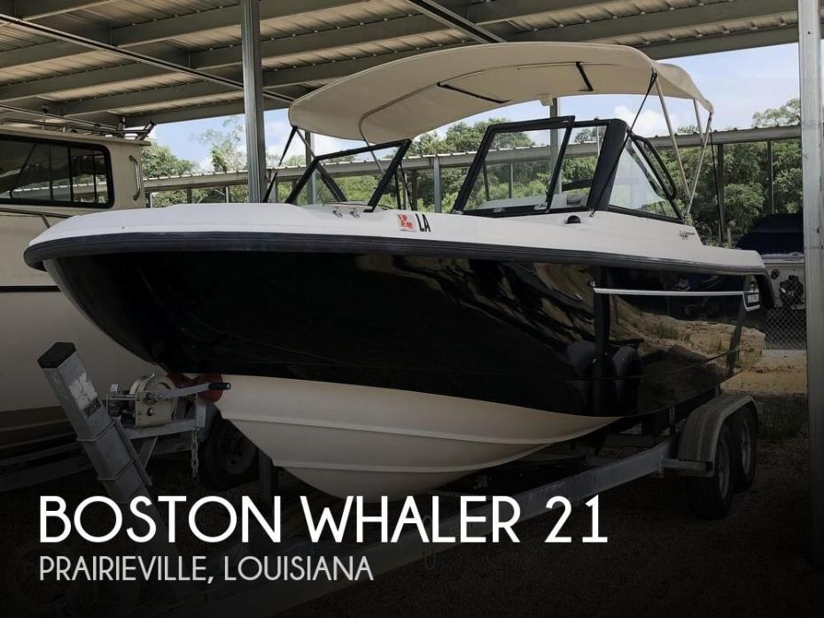 2003 Boston Whaler Sentry