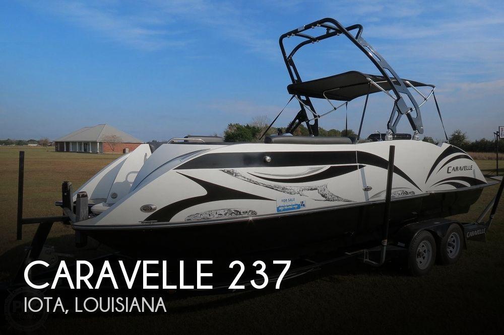 2014 Caravelle Razor 237UU