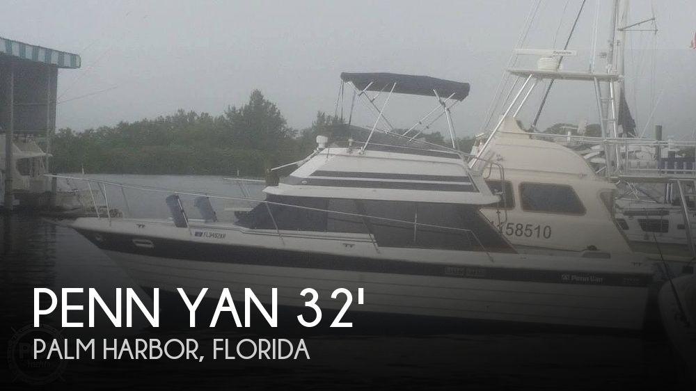 1982 Penn Yan Sedan Sportfish