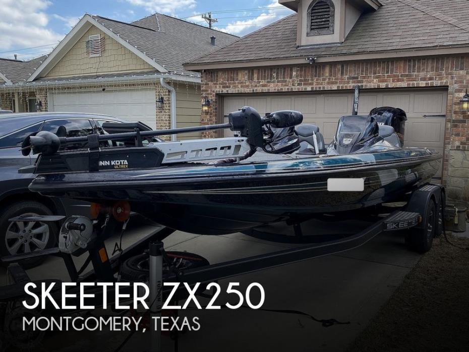 2020 Skeeter ZX250