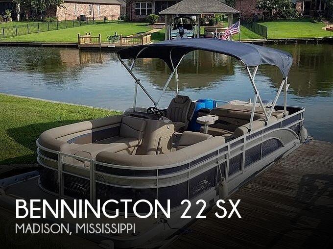 2020 Bennington 22 SX