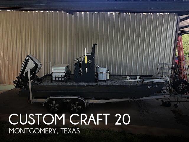 2019 Custom Craft 20