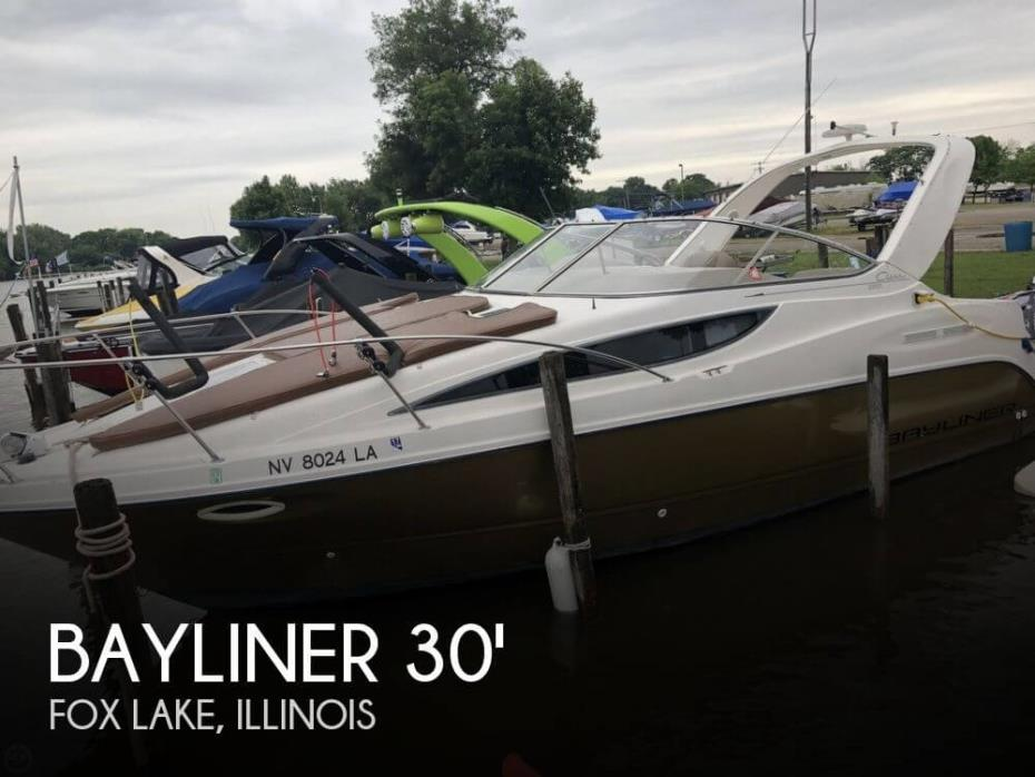 2002 Bayliner 2855 Ciera Sunbridge