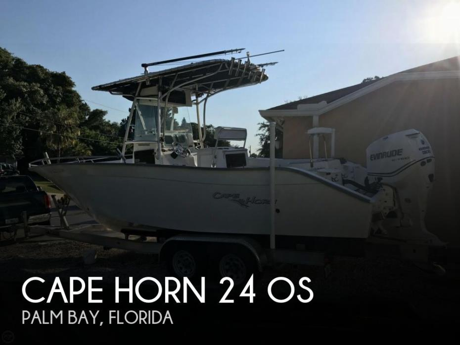 2004 Cape Horn 24 OffShore series