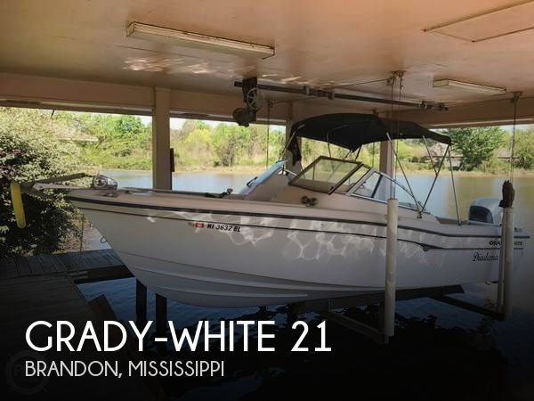 2001 Grady-White 21