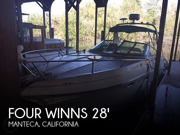 2001 Four Winns Vista 268