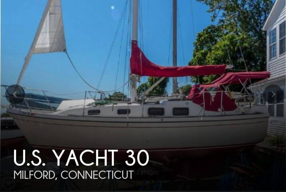 1981 U.S. Yacht 30