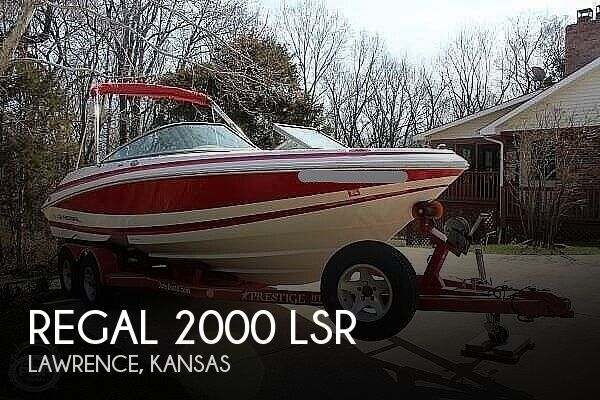 2004 Regal 2000 LSR