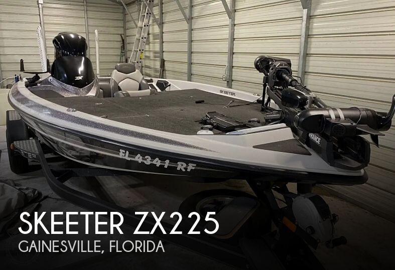 2016 Skeeter ZX225