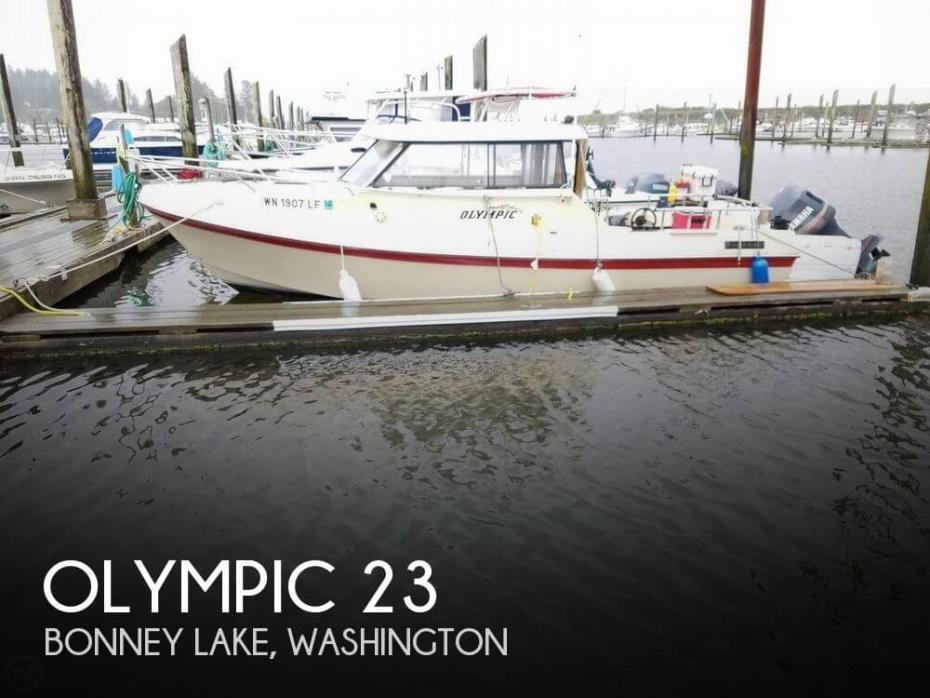1987 Olympic 23