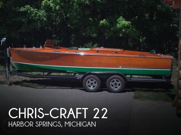 1931 Chris-Craft 22