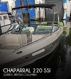 2007 Chaparral 220 SSI