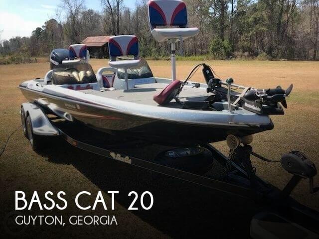 2007 Bass Cat 20