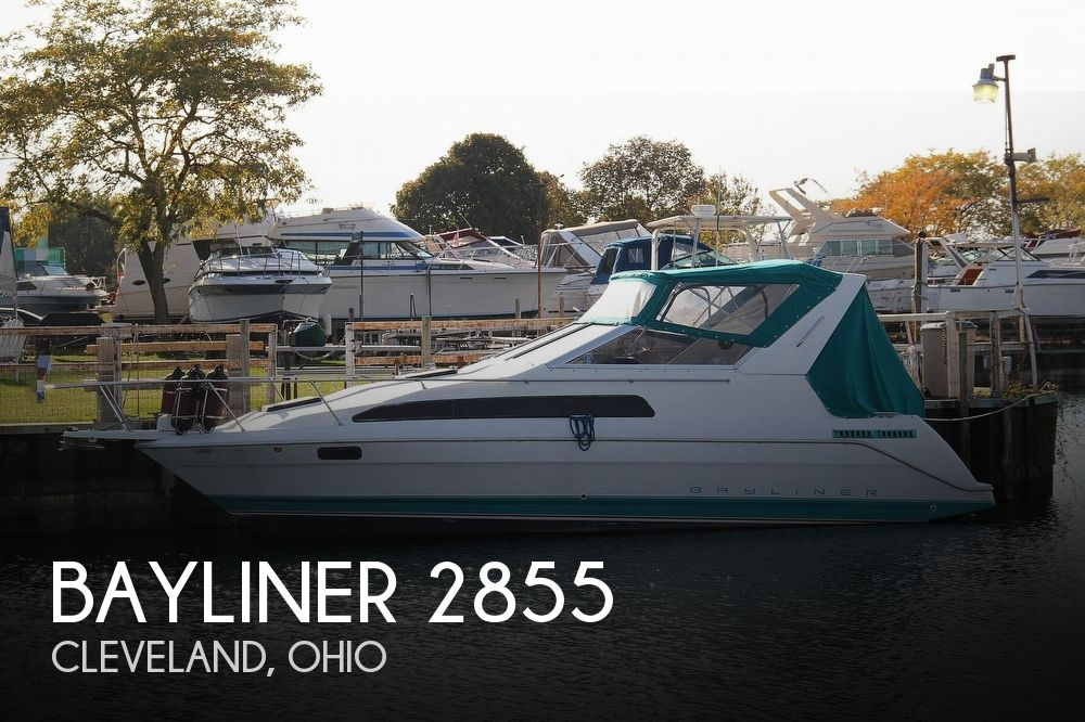 1993 Bayliner 2855 Ciera Sunbridge