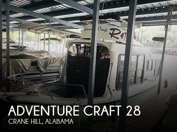 2001 Adventure Craft 28
