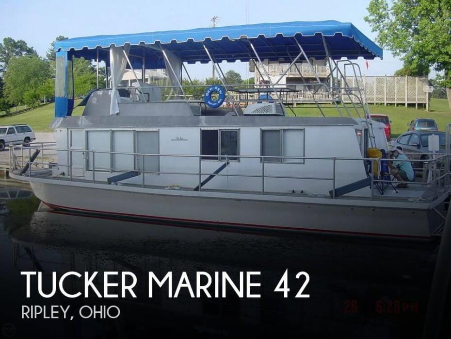 1968 Tucker Marine 42