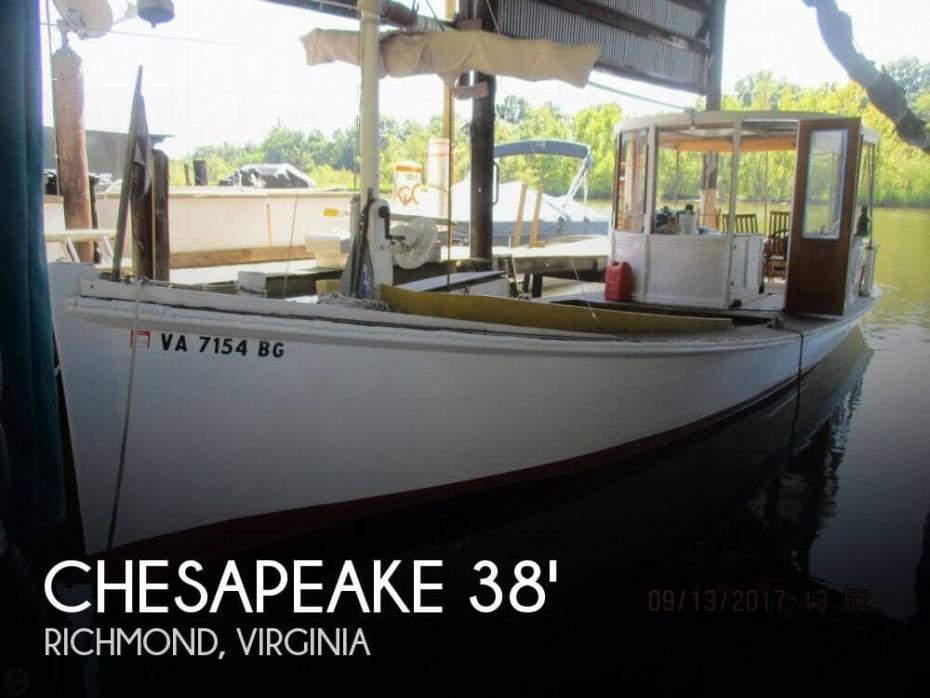 1957 Chesapeake Deadrise Workboat