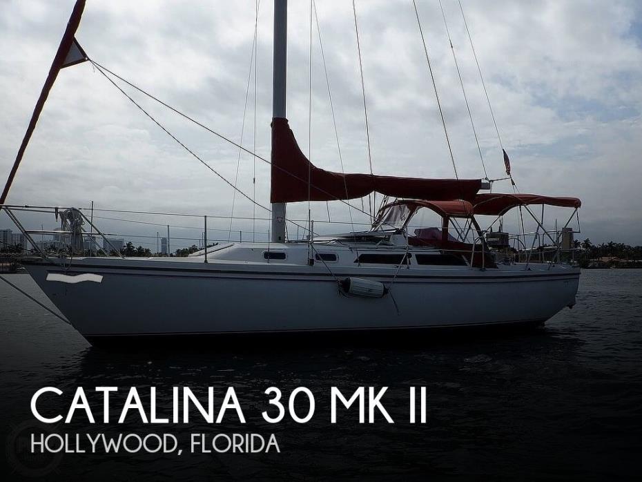 1987 Catalina 30 MK II