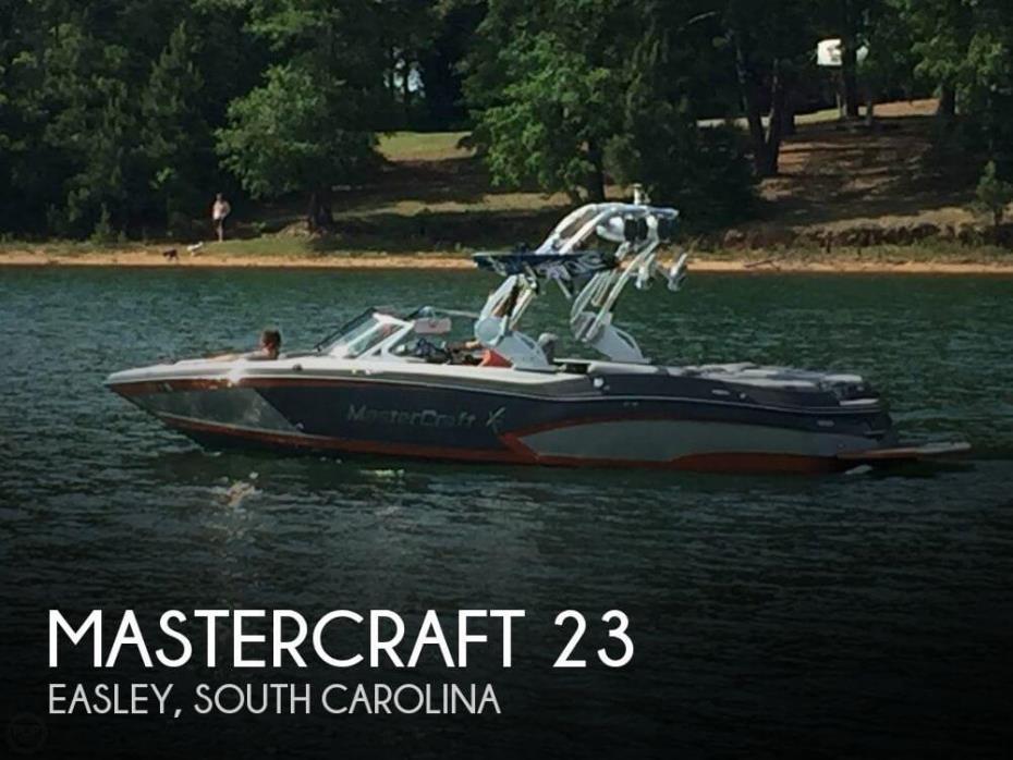 2016 Mastercraft X-30