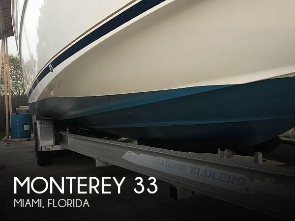 2000 Monterey 33
