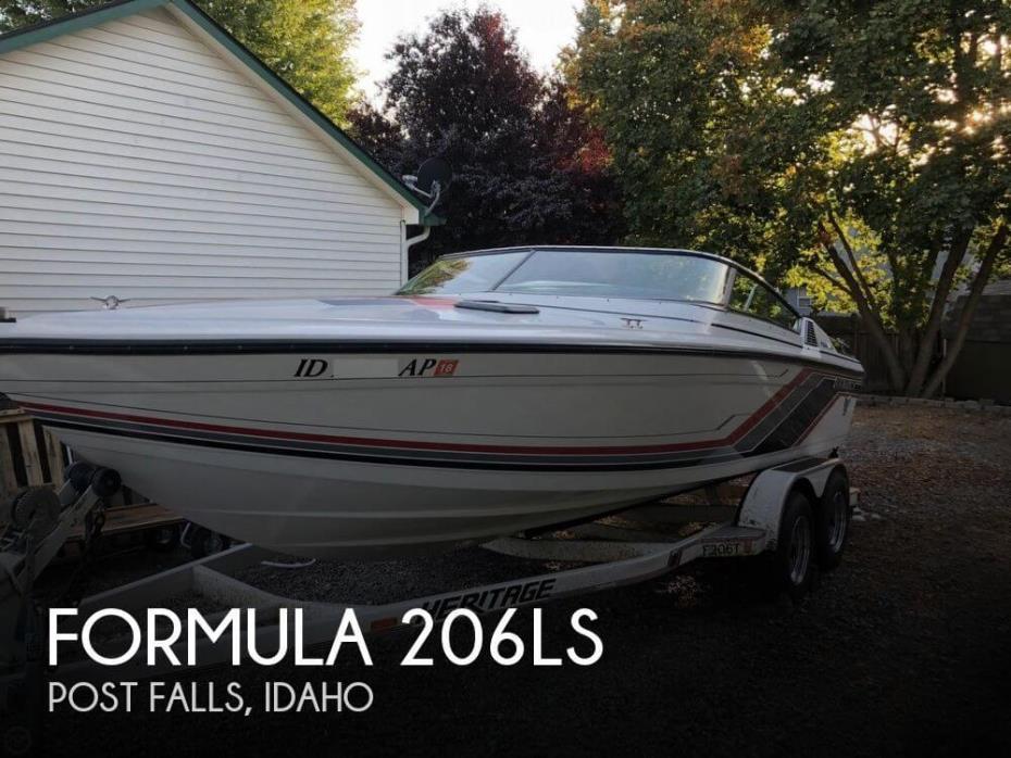 1990 Formula 206LS