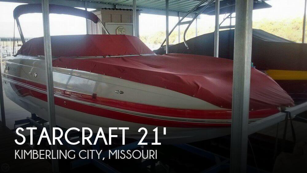 2004 Starcraft Vectra 221