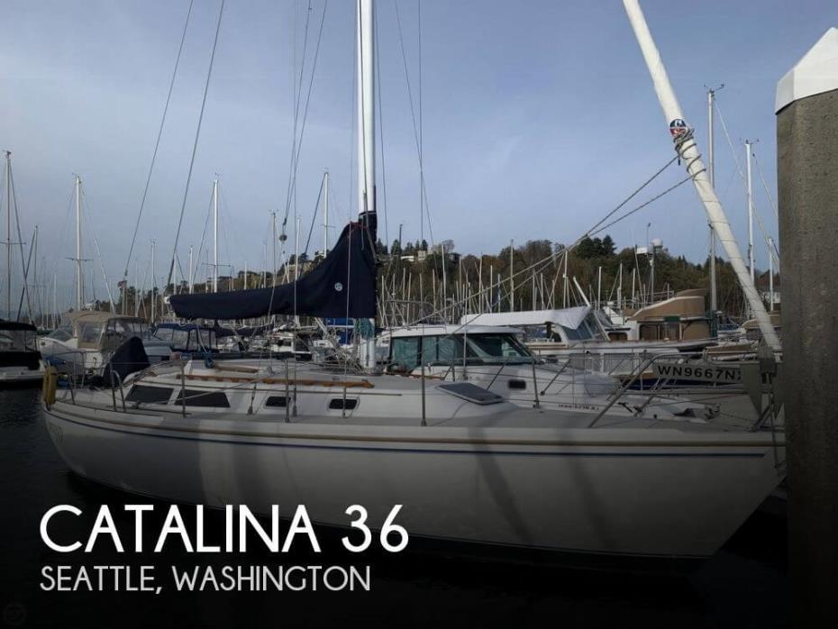 1988 Catalina 36 MKI