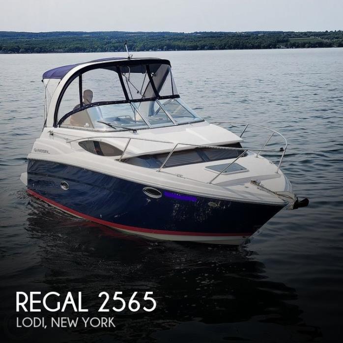 2011 Regal 2565