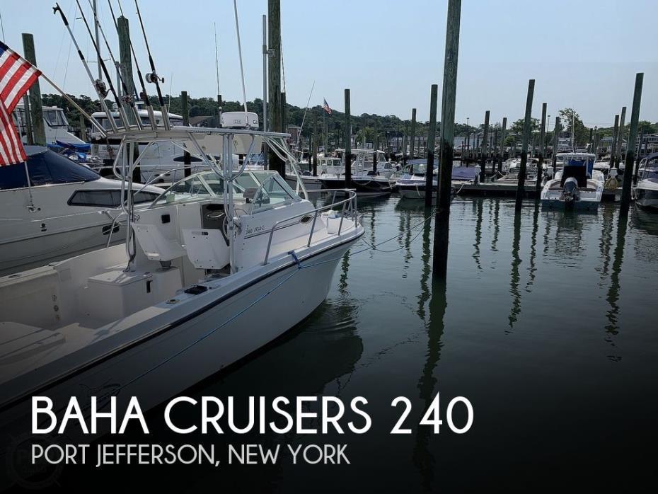 2003 Baha Cruisers 240 WAC