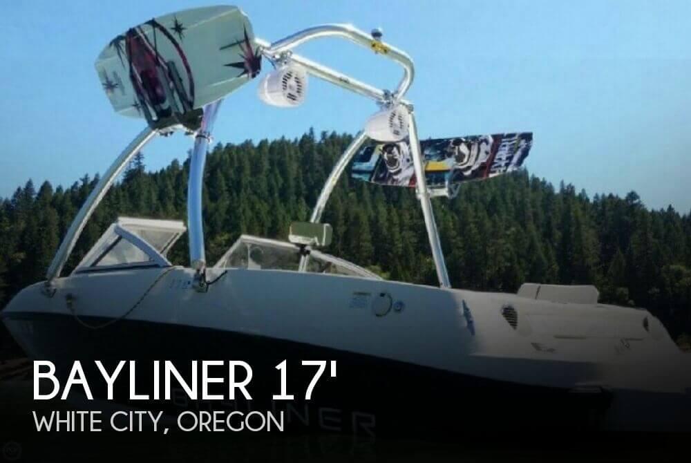 2012 Bayliner 175 BR
