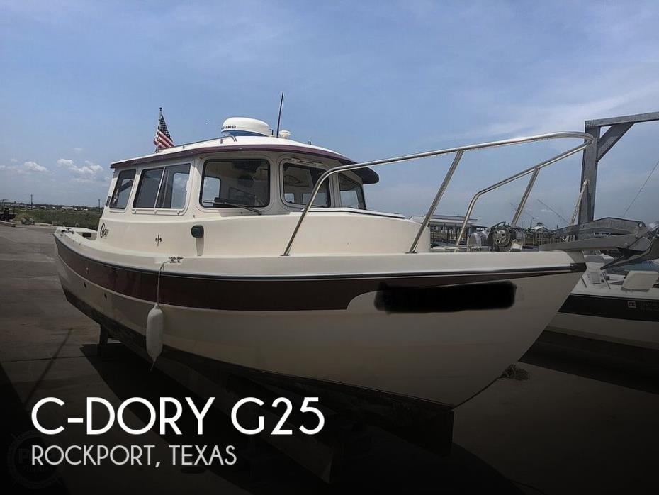 2004 C-Dory 22 Cruiser
