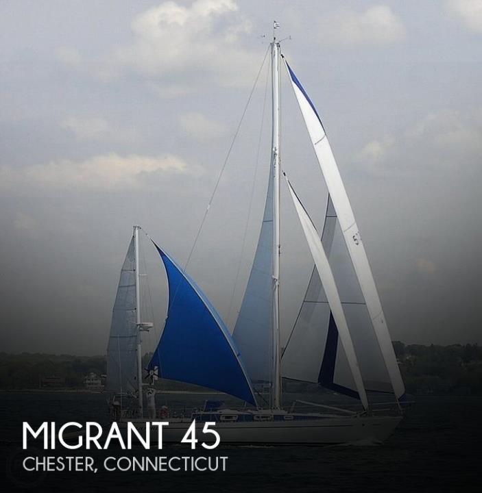 1983 Migrant 45