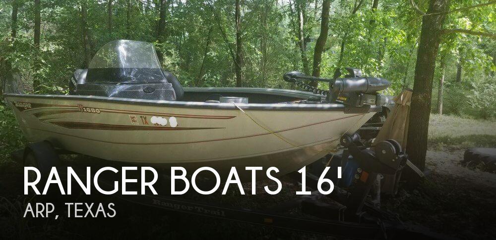 2015 Ranger Boats VS1680 SC