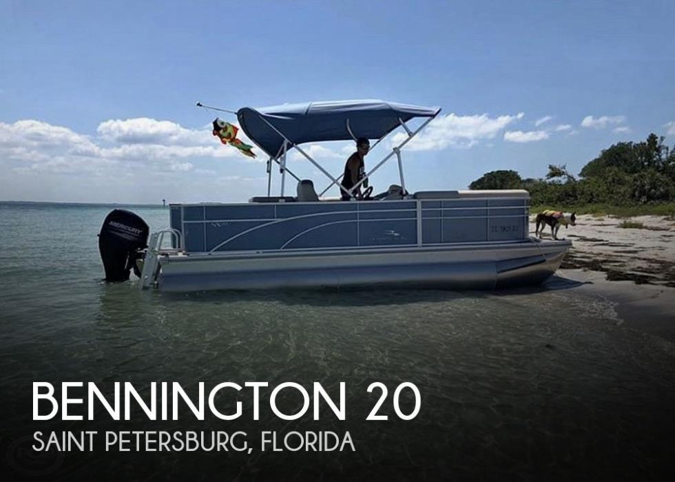 2017 Bennington 20