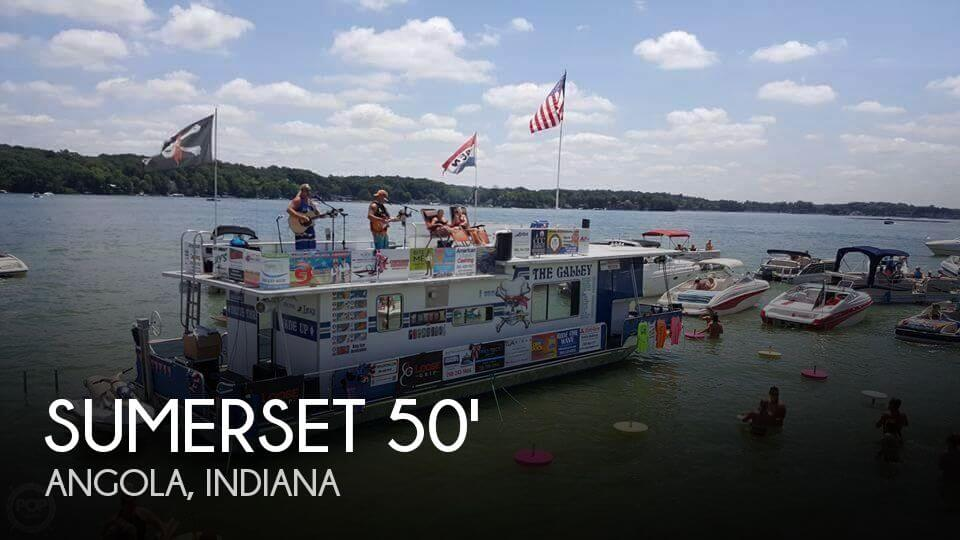 1983 Sumerset 5414 Commercial-Galley