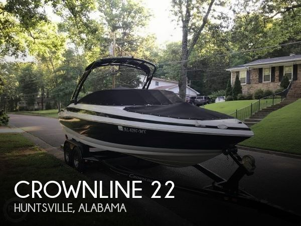 2017 Crownline 225 SS