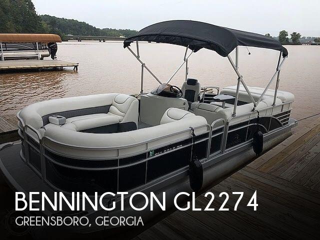 2013 Bennington Gl2274
